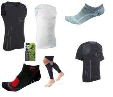 Funktionsshirts/Socken