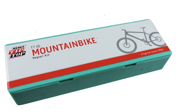 Fahrrad Flickzeug TIPTOP TT05 MTB/ATB Reparatursortiment mit Reifenheber