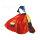 Fahrrad Kinder Regenponcho Kinderponcho, Regenumhang 4-farbig, Größe S/116