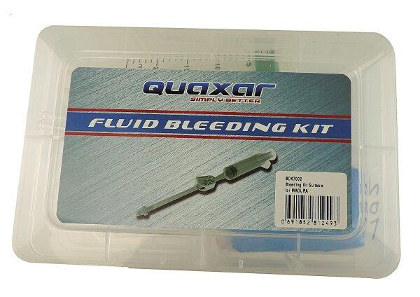 Fahrradbremse Hydraulikbremse Entlüftungs-Set QUAXAR BDK 7002  für MAGURA