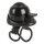 Fahrrad Miniglocke leicht laut schwarz, werkzeugfrei Gummi Universalbefestigung