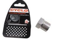 Fahrradwerkzeug CYCLO TOOLS Abzieher für Kassetten-Zahnkranz Shimano UG