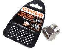 Fahrradwerkzeug CYCLO TOOLS Abzieher für Kassetten-Zahnkranz Campagnolo Fit