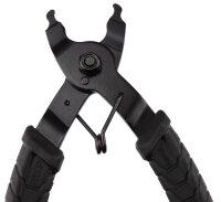 Fahrrad Kettenverschlußgliedzange die Kette öffnen und schließen mit einem Tool