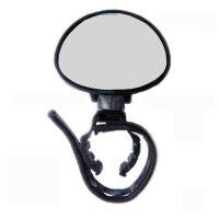 Fahrrad Rückspiegel Zefal Spy Fahrradspiegel unzerbrechlich konvex XL-Sichtfeld