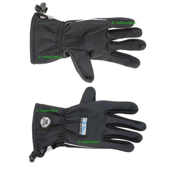Fahrrad Winterhandschuh M & XL, Fleece innen, Windprotector aussen, atmungsaktiv